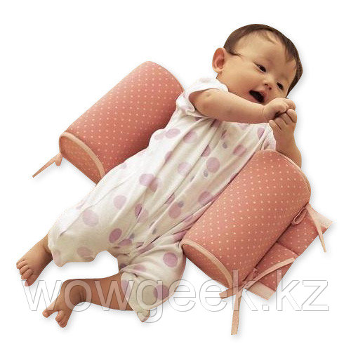 Безопасная подушка для ребенка