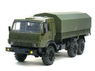 Усиленный автотент на КАМАЗ 43101