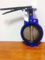Затвор поворотный дисковый 017W DN 32-1200 PN 16