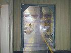 Самозакрывающиеся двери из пластифицированного ПВХ, фото 2