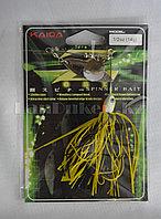 Блесна для рыбалки KAIDA Желто-черный