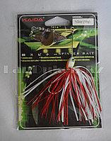 Блесна для рыбалки KAIDA Красно-белый