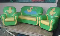 Мебель для детской комнаты «Утята»