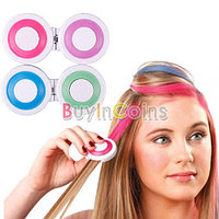 Цветная краска-пудра для волос (4 цвета), фото 1