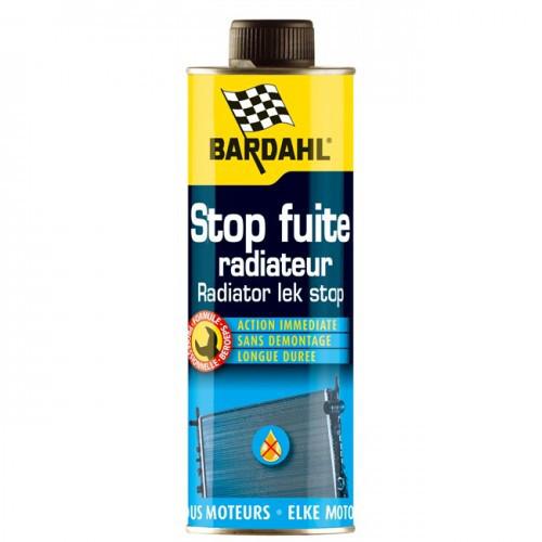 Bardahl RADIATOR STOP LEAK Присадка для устранения течи в системе охлаждения(Франция)