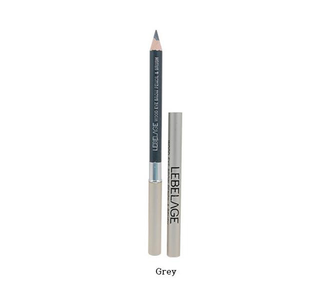 Lebelage Wod eyebrow Pencil & Brush Карандаш для бровей Серый