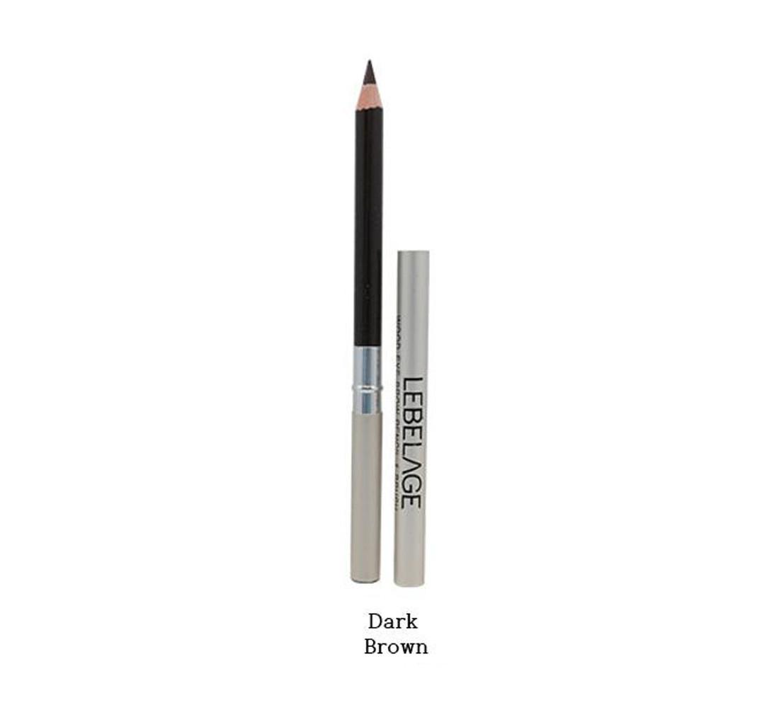 Lebelage Wod eyebrow Pencil & Brush Карандаш для бровей Темно-коричневый