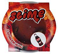 """Жвачка для рук Slime с трубочкой """"Аромат колы"""", 300 гр."""