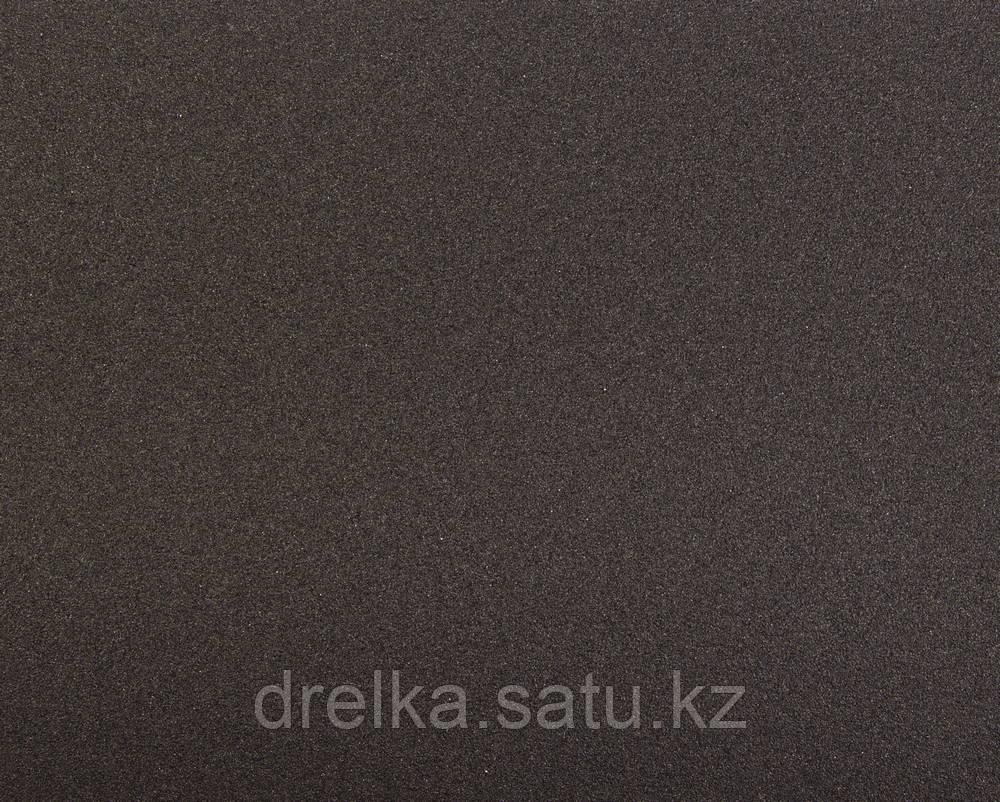 """Листы шлифовальные универсальные STAYER """"MASTER"""" на тканевой основе, водостойкие 230х280мм, 5шт"""