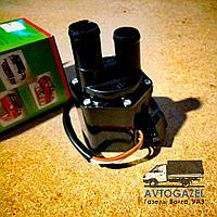 Электрический краник печки на Газель