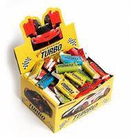 Turbo жевательная резинка 4,5 гр (100шт в упаковке)