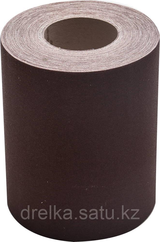 Шлиф-шкурки водостойкие на тканевой основе в рулоне, 200мм x 20м