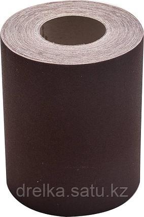 Шлиф-шкурки водостойкие на тканевой основе в рулоне, 200мм x 20м, фото 2