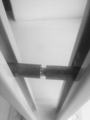 Напольный кронштейн для радиаторов FORZA 500/100