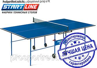 Теннисный стол Start Line Olympic без сетки