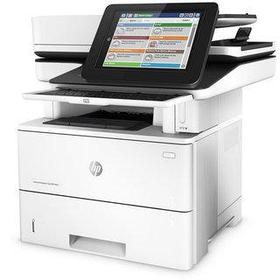 Цветной Принтер/Сканер/Копир/ МФУ HP B5L46A M577dn Color LaserJet Enterprise(МФП)