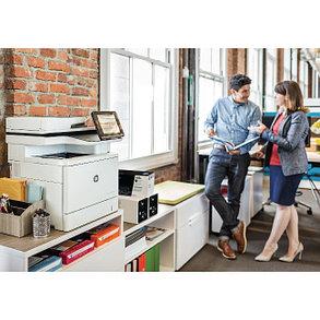 Цветной Принтер/Сканер/Копир/ МФУ HP B5L46A M577dn Color LaserJet Enterprise(МФП), фото 2