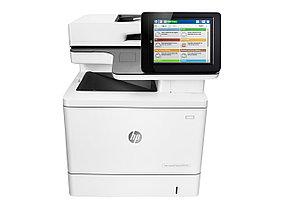 Лазерный Цветной Принтер/сканер/копир/факс/ МФУ HP B5L47A  M577f Color LaserJet Enterprise(МФП)