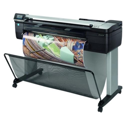 Струйный Цветной Плоттер+копир+сканер HP F9A30A МФУ DesignJet T830(МФП)