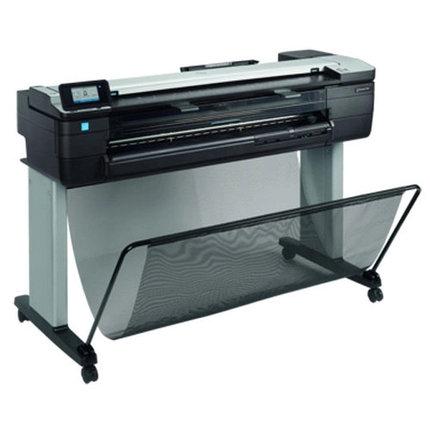 Струйный Цветной Плоттер+копир+сканер HP F9A30A МФУ DesignJet T830(МФП), фото 2