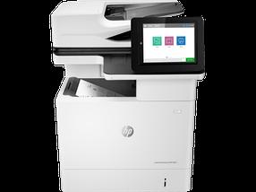 Лазерный Приетер +сканер+копир.МФУ HP M631dn J8J63A LaserJet Enterprise M631dn