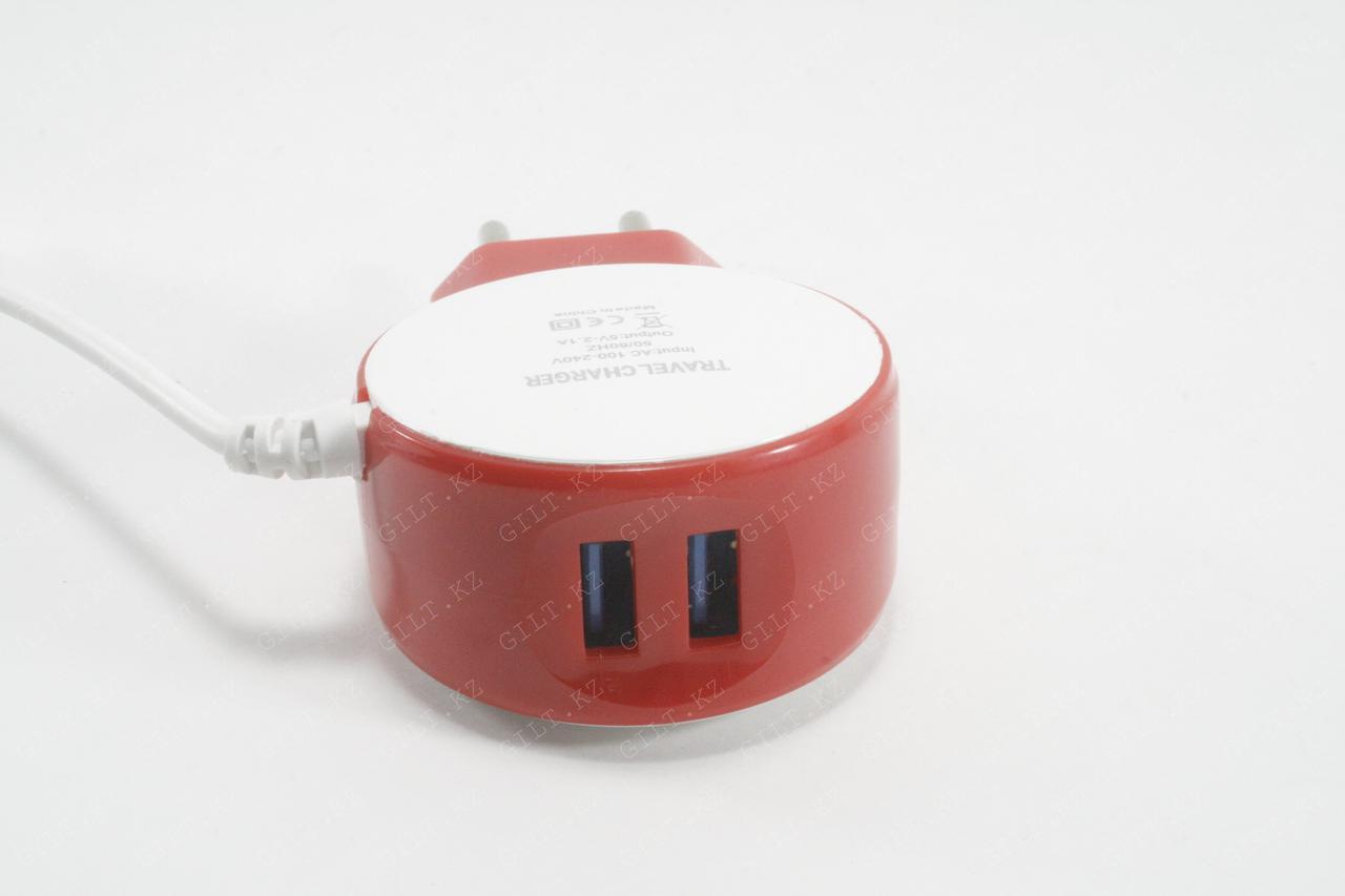 Сетевое зарядное устройство Travel HT-23