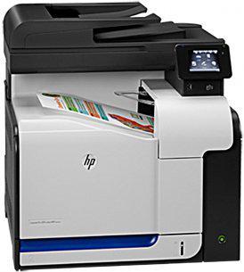 Монохромный Принтер+сканер+копир.+факс МФУ HP M521dw A8P80A LaserJet Pro 500(МФП)