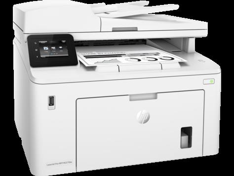 Лазерный Принтер/Сканер/Копир/Факс МФУ HP M227fdw G3Q75A LaserJet Pro(МФП)