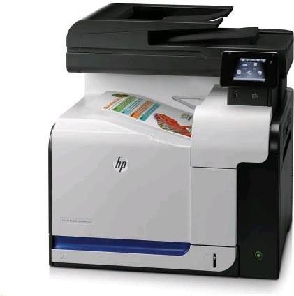 Цветной Принтер/Сканер/Копир/ МФУ HP CZ271A LaserJet Pro 500 M570dn(МФП)
