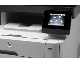 Цветной Принтер/Сканер/Копир/ МФУ HP CZ271A LaserJet Pro 500 M570dn(МФП), фото 2