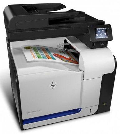Лазерный Принтер-Сканер(АПД-50с.)-Копир-Факс МФУ HP CZ272A LaserJet Pro 500 M570dw(МФП), фото 2
