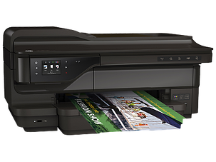 МФУ HP Officejet 7612 Струйный Цветной Принтер/Сканер/Копир/Факс/Веб-печать/ G1X85A(МФП), фото 2