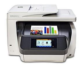 МФУ HP OfficeJet Pro 8730 Струйный Цветной Принтер/Сканер/Копир/Факс D9L20A (МФП)