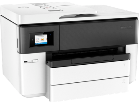 МФУ HP Officejet 7740 Струйный Цветной Принтер/Cканер/Копир/Факс,G5J38A(МФП), фото 2