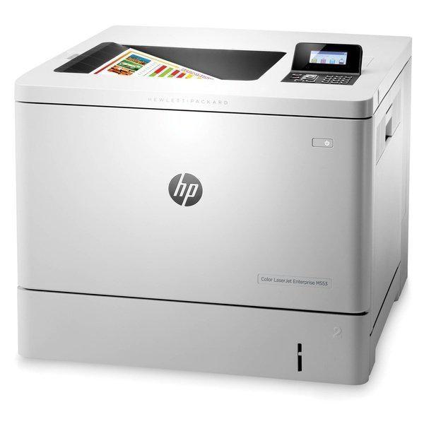 HP M553dn Лазерный Цветной Принтер Color LaserJet Enterprise B5L25A