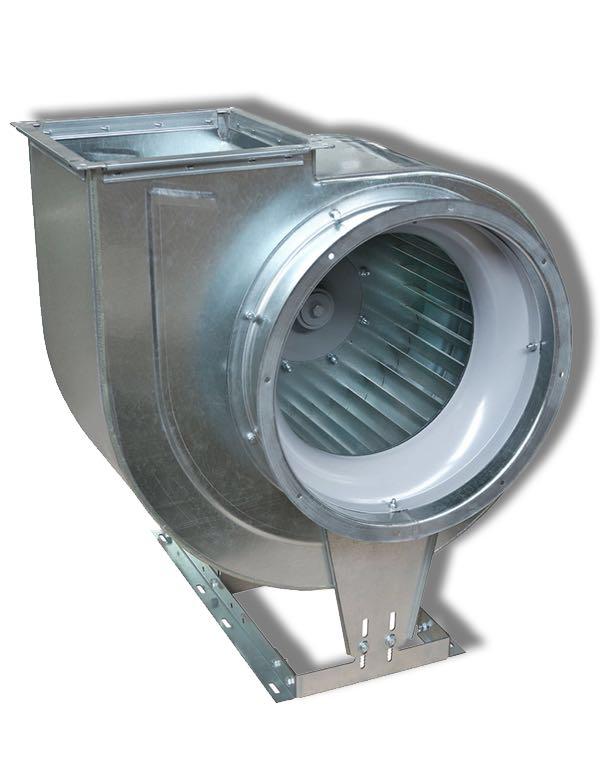 Вентиляторы радиальные среднего давления для вентиляции ВЦ 14-46-4,0 4 кВт
