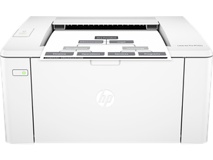 HP M102w Лазерный Принтер LaserJet Pro(G3Q35A), фото 2