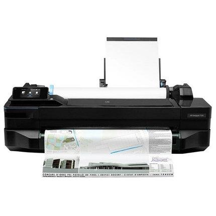HP T120 Струйный Цветной Принтер(плоттер) CQ891A , фото 2