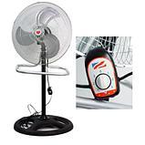 Вентилятор электрический Азия FS-45 (2 в 1), фото 2