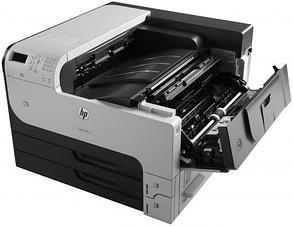 HP M712dn Лазерный Принтер LaserJet Enterprise(CF236A)(черно-белая печать), фото 2