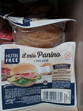 Nutri Free Булочки Панини Il Mio Panino Нутри Фри италия 2*60 гр