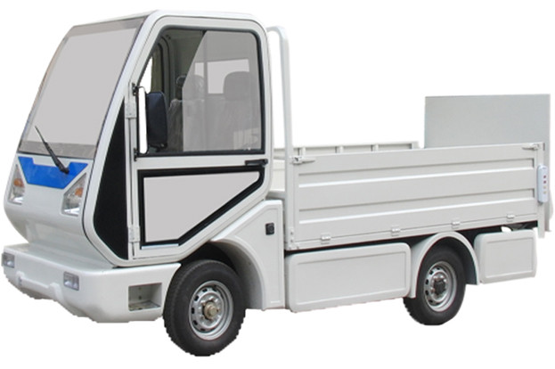 Мусоровоз с открытым кузовом EG6032X
