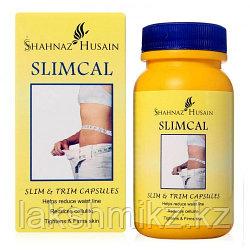 Слимкал (Slimcal) Капсулы для похудения,60 штук (SHAHNAZ HUSAIN)