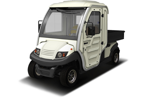 Гольфкар с грузовым ящиком 2-х местный EG204AHCXR, L7e