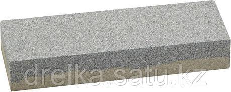 "Брусок STAYER ""MASTER"" абразивный двухсторонний, 150мм , фото 2"