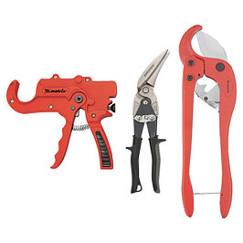 Ножницы по металлу, пластику и ПВХ