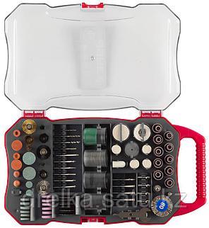 Набор мини-насадок ЗУБР для гравировальных машин, 208 предметов, фото 2