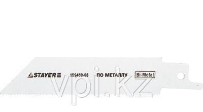 """Полотно по металлу  для сабельной электроножовки, """"Bi-Metal"""",  S922EF,  STAYER PROFI"""