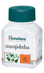 Манжишта - разжижающее кровь, кровоочистительное средство, Manjishtha (Himalaya) –
