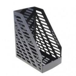 Лоток вертикальный STAMM XXL-ЭКО, ширина 16 см, черный